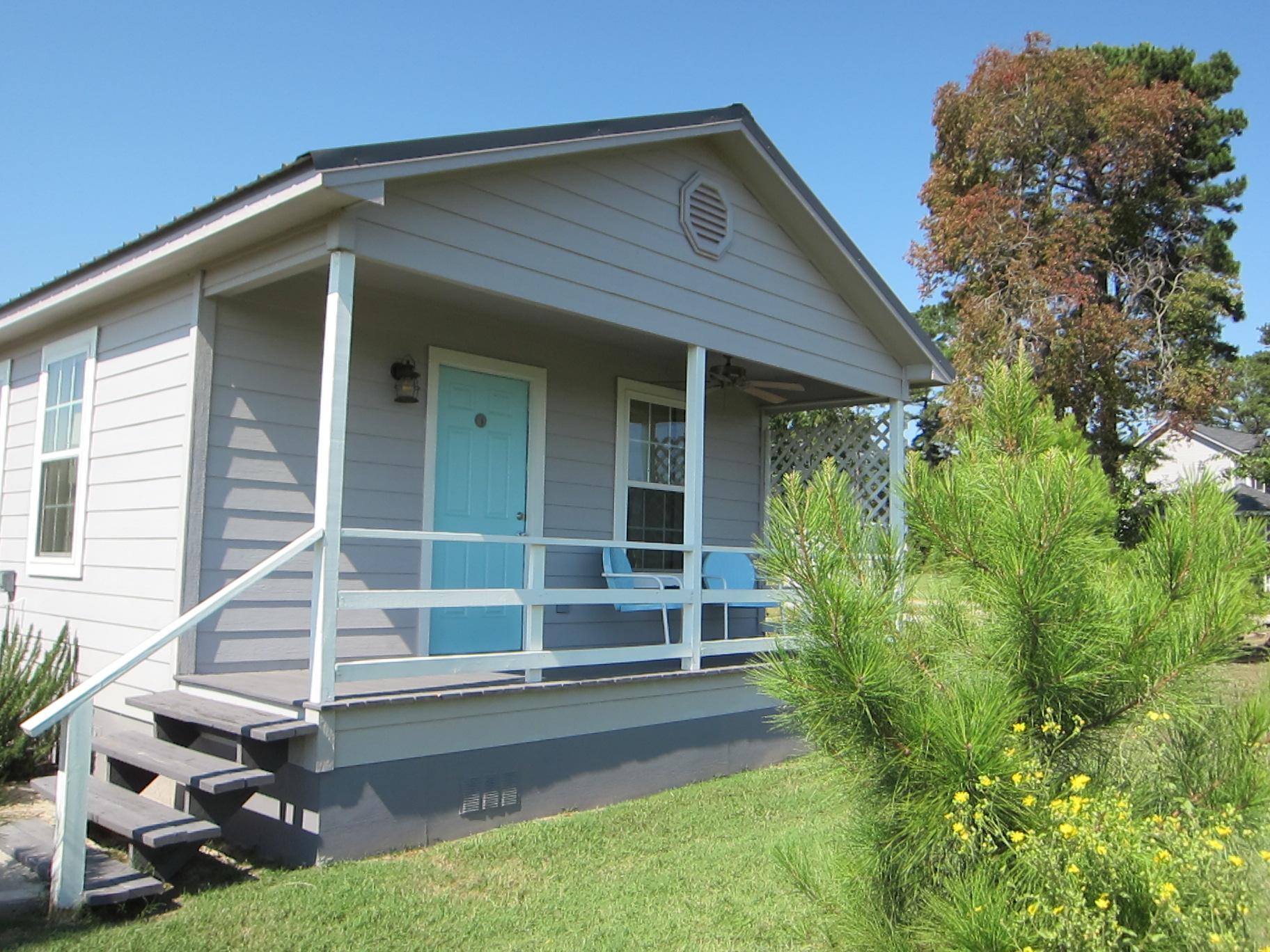 Bluebonnet Cottage